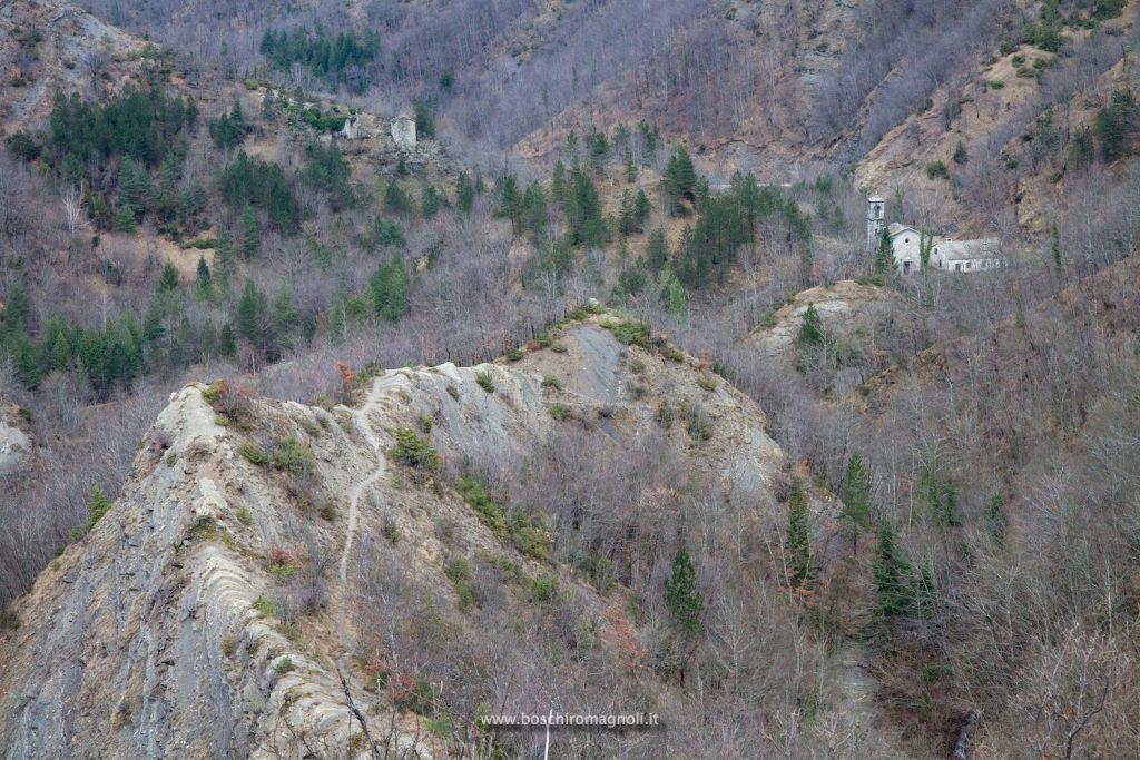trekking pietrapazza