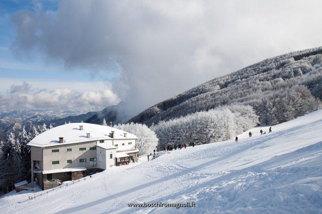 neve in campigna