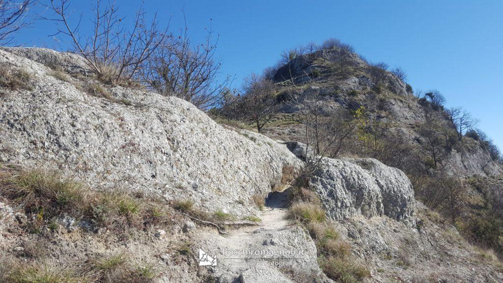 Trekking Monte Mauro Vena del Gesso Romagnola