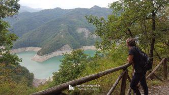 Sentieri lago di Ridracoli