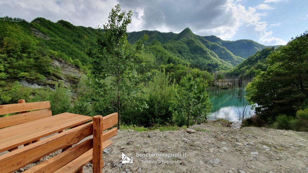lago Poggio Baldi Corniolo