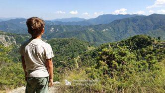 panorama Foreste Casentinesi