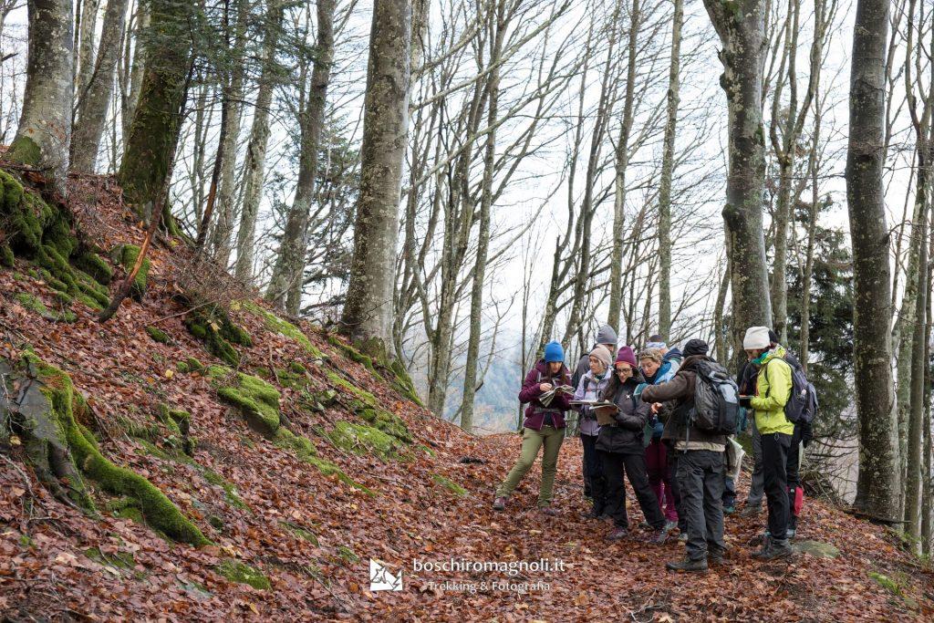 corso base di escursionismo AIGAE